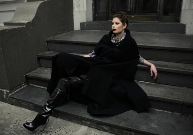 Stylist - Ivanna Goldenberg Stylist Assistant- Leetal Benbenisti